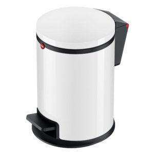 Pedalspand Pure M 12 liter – Hvid
