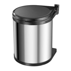 Affaldsspand 15 liter til indbygning i skab