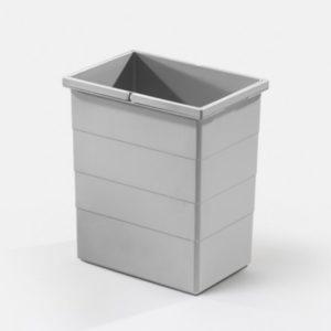 Hailo affaldsspand – inderspand 20 liter – grå plast